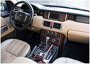 Amazon Com Range Rover Land Mkiii Mk 3 Interior Burl Wood Dash