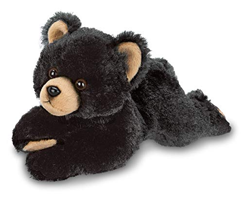 (Bearington Lil' Smokie Small Plush Stuffed Animal Black Bear, 9)
