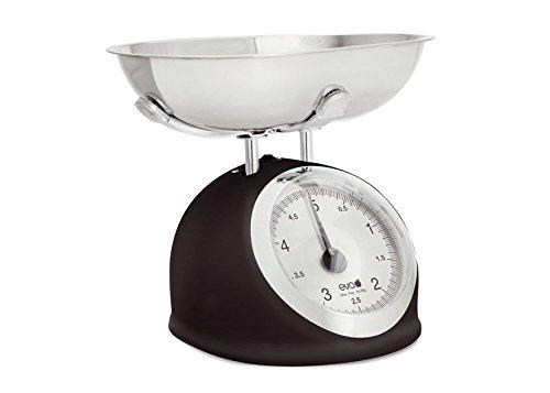 Báscula cocina analógica 5 kg/25gr Nera 033048: Amazon.es: Hogar