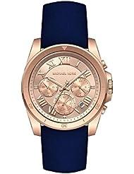 Michael Kors Womens MK2634 - Brecken Rose Gold Watch