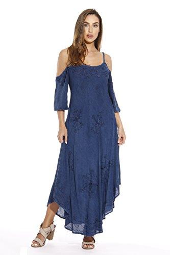 Riviera Sun 21716-MDDEN-M Dress/Dresses for Women