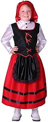 Disfraz de pastora para niña - 7 - 9 años: Amazon.es: Juguetes y ...