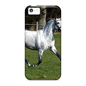 Tpu Case Skin Protector For Iphone 5c The Horse Obreira With Nice Appearance
