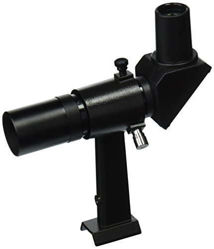 Orion 7211 Black 6x30 Right-Angle Correct-Image Finder