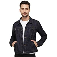 Nick&Jess Over-Dyed Denim Jackets for Men