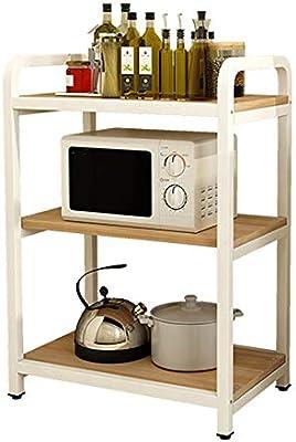 Estante Para Horno De Microondas De Cocina De Pie, Estante Para ...
