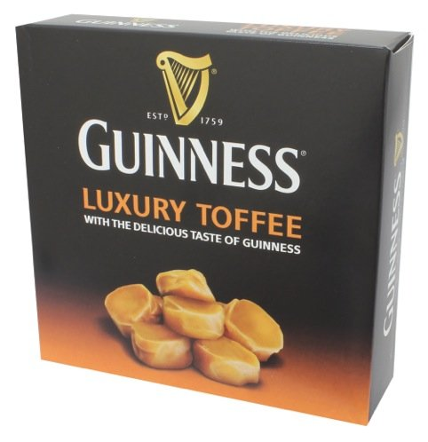 Irish Toffee - Guinness Luxury Toffee Box 170G