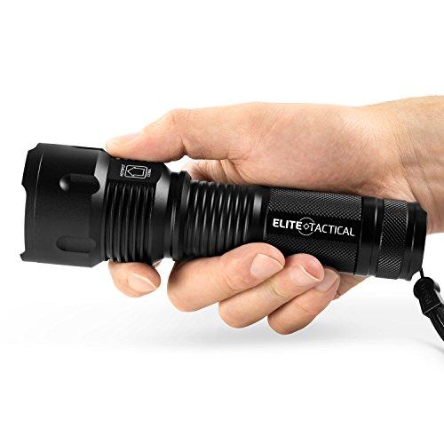 Elite Tactical Pro 300 Flashlight product image