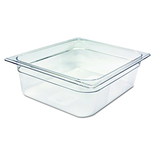 Rubbermaid Commercial 124P CLE 7-7/8 qt Capacity, 12.8