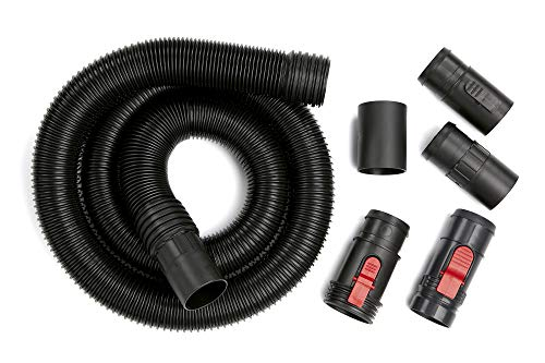 CRAFTSMAN CMXZVBE38763 2-1/2 in. by 7 ft. POS-I-LOCK Wet Dry Shop Vacuum Hose Kit
