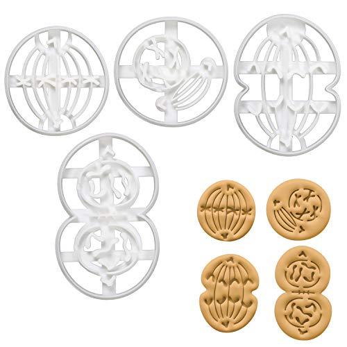 biology cookie cutters - 4