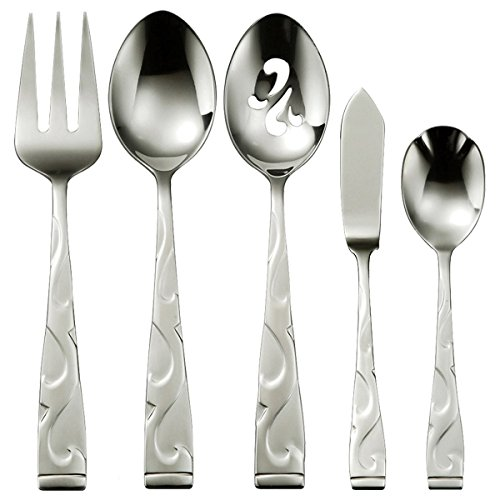 Oneida Tuscany 5-Piece Serving Set (Accents 5 Piece Set)