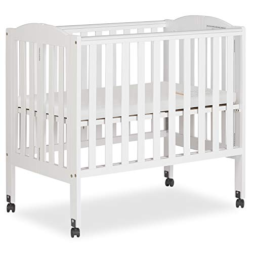 Dream On Me in Stationary Side Crib,