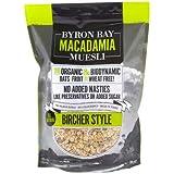 Byron Bay Organic Natural Bircher Style Macadamia Muesli 450 g