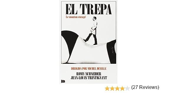El Trepa [DVD]: Amazon.es: Jean-Louis Trintignant, Jean-Pierre ...