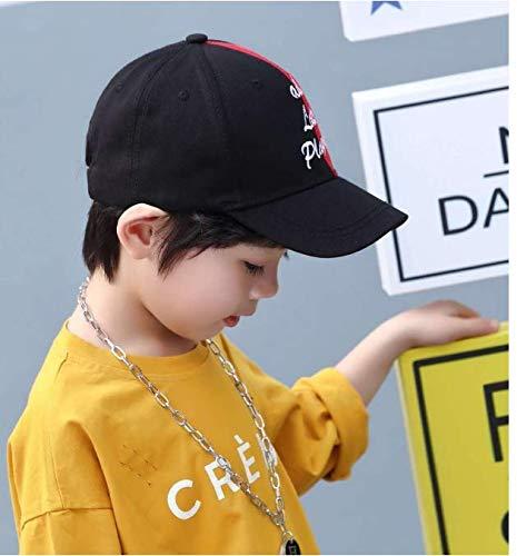 DHLZ Cap Sombrero Gorra de béisbol para niños Algodón Niños Niñas ...
