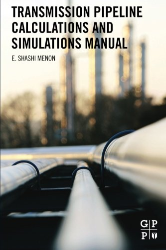 Transmission Pipeline Calculations and Simulations Manual (Ratio Transmission)