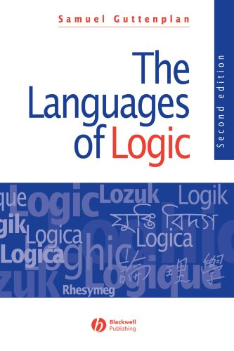 The Languages of Logic: An Introduction to Formal Logic by Brand: Wiley-Blackwell