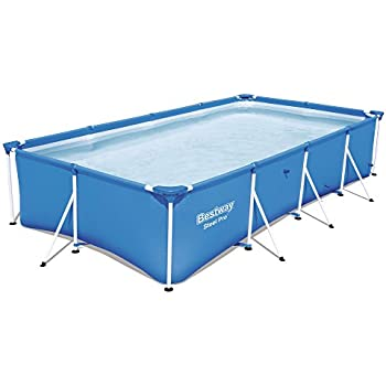Intex 118 By 78 By 29 1 2 Inch Rectangular Frame Pool Framed Swimming Pools