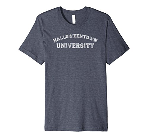 Mens Halloweentown University PREMIUM Tshirt Medium Heather (Halloweentown University)
