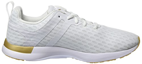 Puma Blanc Mujer Gold White V2 Wns Blanco Pulse Gold Zapatillas XT Zr8wpqZ