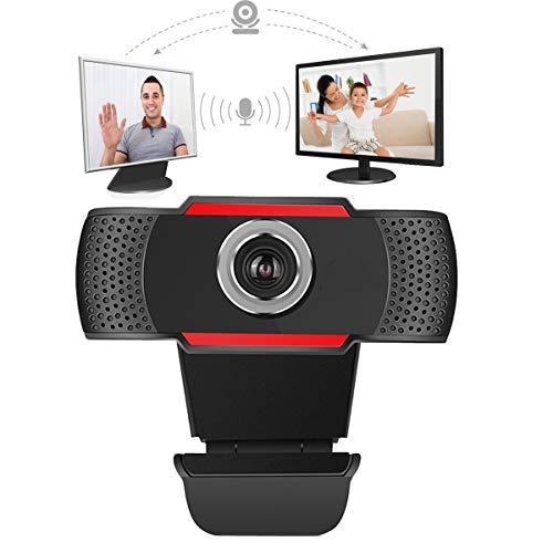 FXMINLHY 1080p Hd Pixels Webcam With Microphone External Usb Computer Camera For Pc Laptop Desktop notebook Mac Video…