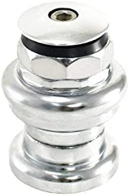 FSA TH-1150W 1Inches Inch Threaded Traditional Chrome Headset 26.4mm, Silver, XTE1590