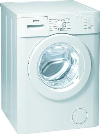 GORENJE WHITE 1200 SPIN WASHING MACHINE   5 YEAR WARRANTY    Amazon.co.uk   Large Appliances 588f21bb1551