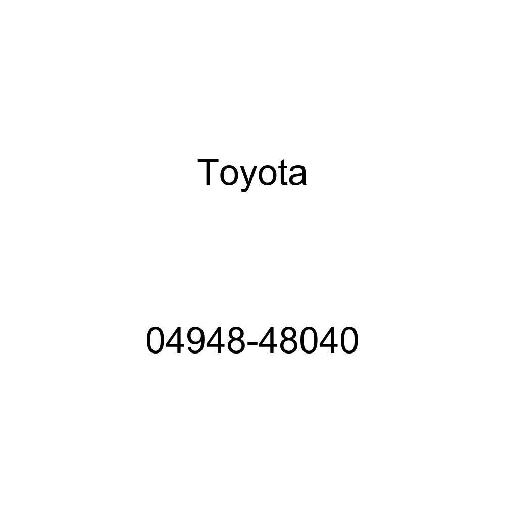 Toyota 04948-48040 Disc Brake Pad Retaining Clip