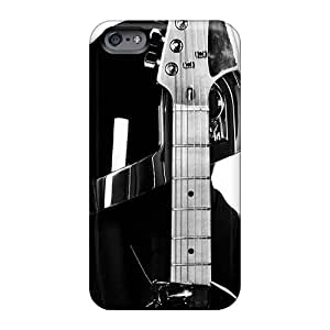 Bumper Hard Phone Cover For Iphone 6 (qqB4099wRfS) Unique Design Stylish Daft Punk Band Pattern