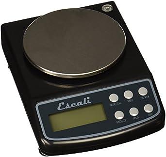 Attractive Escali L125 L Series High Precision Professional Lab Scale, 125 Gram/.01