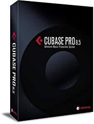 Steinberg Cubase Pro 8.5 Recording Software