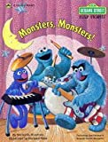 img - for Monsters, Monsters! Sesame Street Silly Stories book / textbook / text book