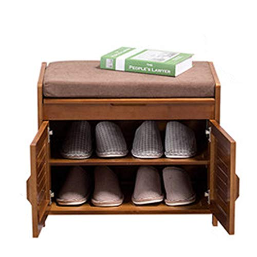 Benches Change Shoe Bench Shoebox Simple Retro Storage Stool