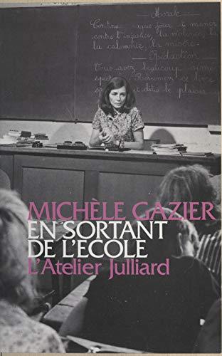 En Sortant De L Cole [Pdf/ePub] eBook
