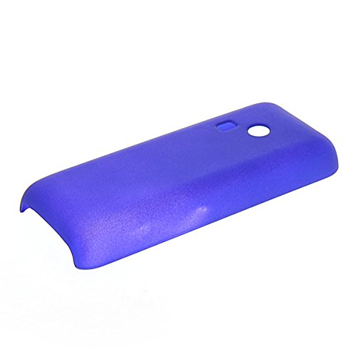 220 Case, GETLAST [Deep Blue] Plastic Case Hard Protecting Cover Strong Armor for Nokia 220
