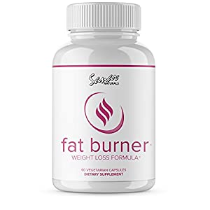 Health Shopping Premium Fat Burner for Women – Weight Loss Pills – Appetite Suppressant – Metabolism Booster, B12 Energy, Natural…