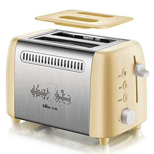 Yankuoo 2 eléctrico tostadora del Pan 6 Engranaje sandwichera ...