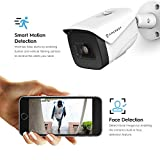 Amcrest 4K AI POE Camera 30fps UltraHD 8MP Bullet
