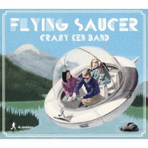 Crazy Ken Band - Flying Saucer (CD+DVD) [Japan LTD CD] UMCK-9620 - Japan Saucer