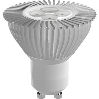 LED GU10 50w Halogen Equivalent Light Bulbs Only 4.5w ...