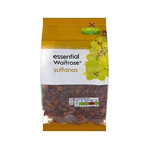 Sultanas essential Waitrose 500g