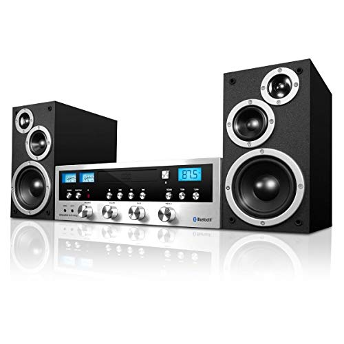 Innovative Cd Stereo System With Bluetooth