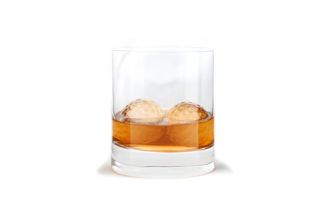Compra Sip Dark - Juego de 2 Bolas de Golf para Whisky en Amazon.es