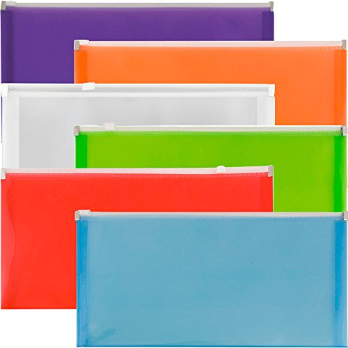 JAM Paper Plastic Envelopes Closure product image