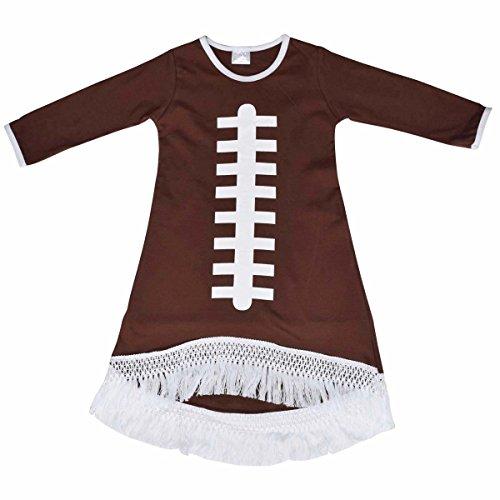 Unique Baby Girls Football Dress (Foot Ball Dress)