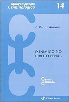 Book Inimigo No Direito Penal - Coleção Pensamento Criminológico