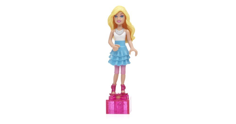 Casual Mega Bloks Barbie