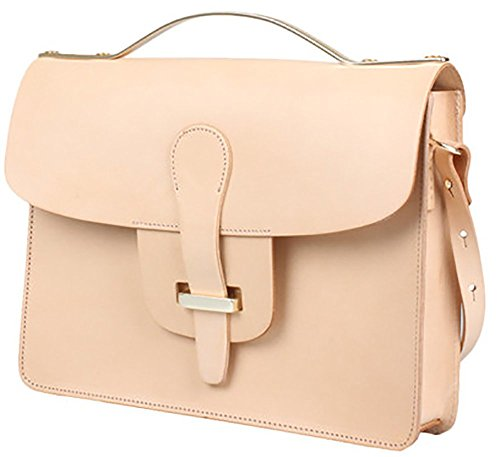 7 Day Satchel (nude) 31440