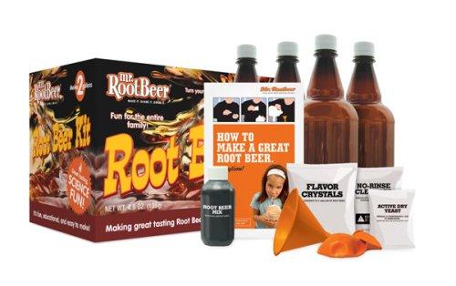 Mr. Root Beer Home Root Beer Kit